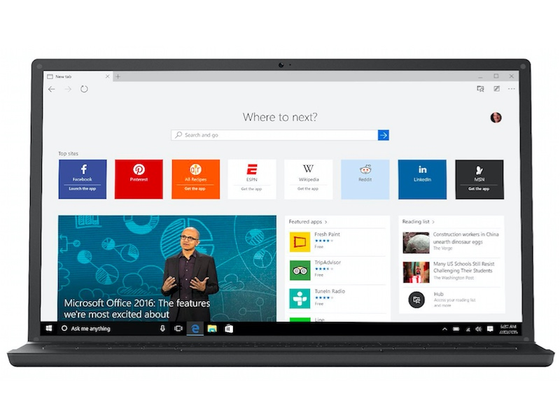 Microsoft Will Pay You to Use Its Edge Browser
