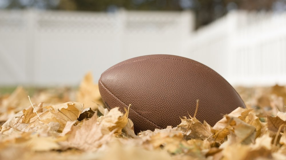Off The Campaign Trail, Onto The Gridiron: 5 Sports Books For Fall