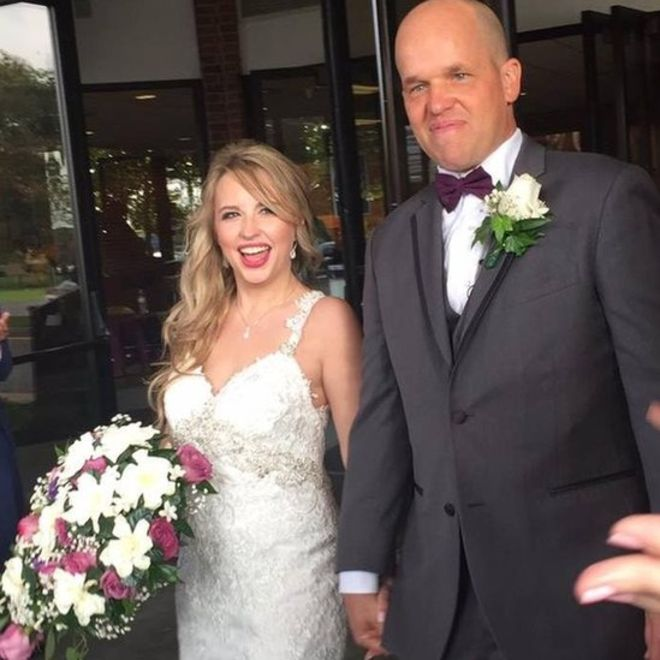 US liver donor marries woman whose life he saved