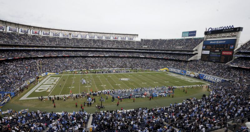 Report: Chargers plan to move to Los Angeles, ending 56-year run in San Diego