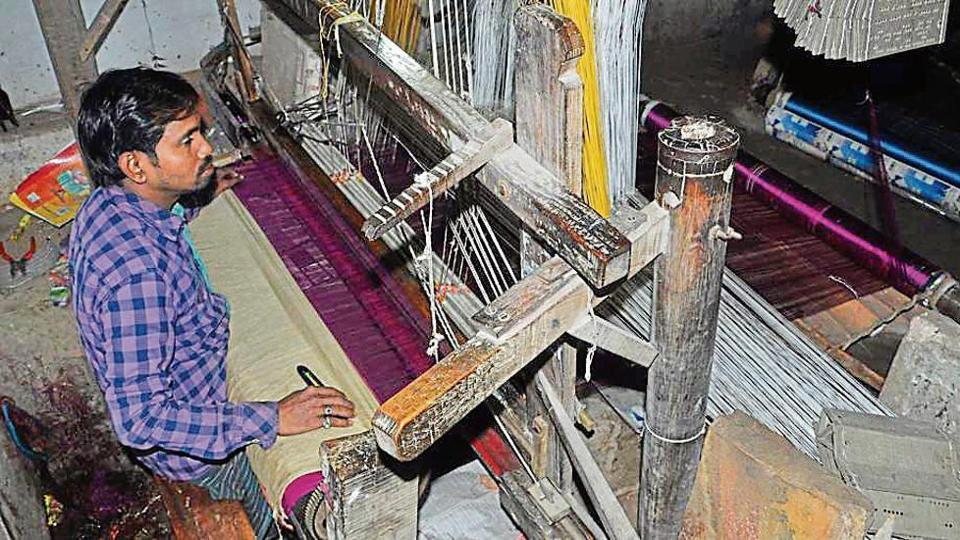 Sans education, weavers hang by thread in Varanasi